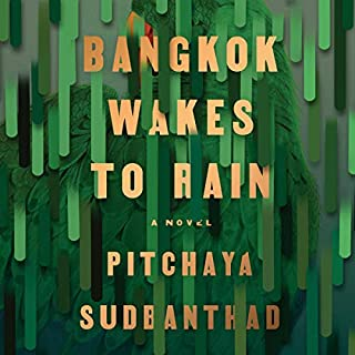 Bangkok Wakes to Rain cover art