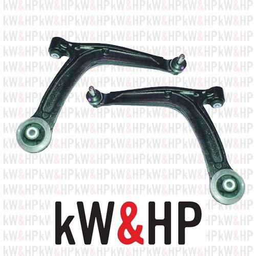 Coppia bracci oscillanti, sospensione ruota Dx/Sx kW&HP (KW193536)