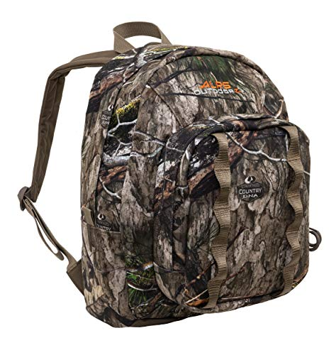 ALPS OutdoorZ Unisex's Ranger Hunting Backpack, Mossy Oak DNA Country, 23L