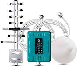 ANNTLENT Handy Signalverstärker 2G 3G 4G GSM Repeater, Besser Sprachanruf und schnelle..