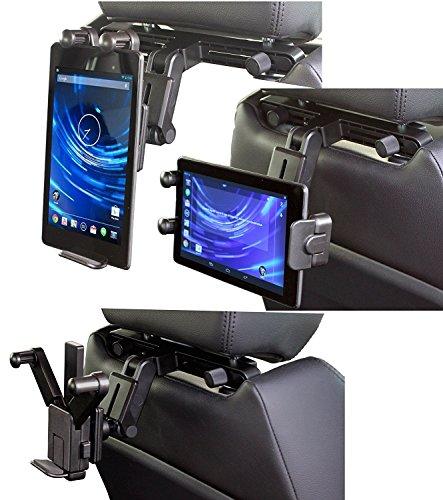Navitech einstellbare KFZ Rücksitz Montierung für das Windows RT Surface Tablet