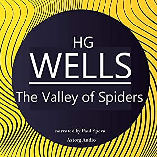 The Valley of Spiders cover art