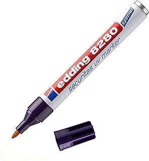 Edding 8280 UV-marker, ronde punt