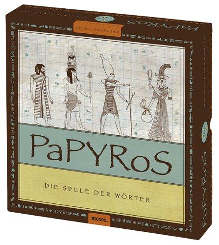 Preisvergleich Produktbild Moses 90135 - PaPYRoS - Die Seele der Wörter