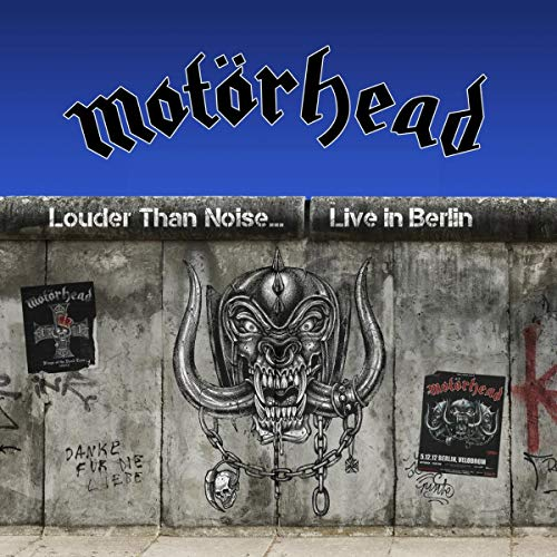 Louder Than Noise... Live in Berlin (Ltd.Box Set) [Vinyl LP]