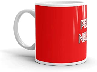 PEW NEWS - MUG Mug 11 Oz White Ceramic