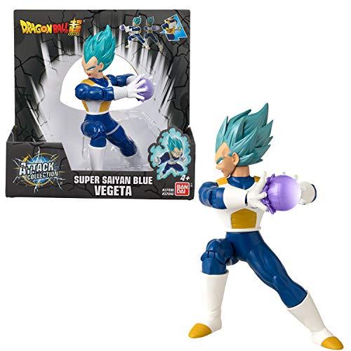 Dragon Ball Super - Figura Attack Collection - Super Saiyan Blue Vegeta