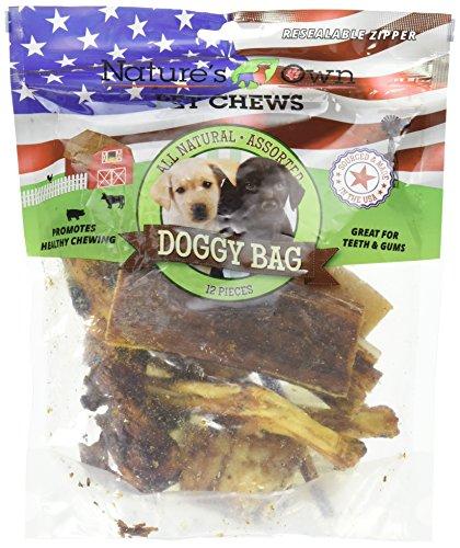 Best Buy Bones 12 Piece Nature'S Own Pet Chews Doggy Bag Treat