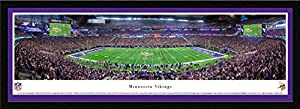Minnesota Vikings - 1st Game at US Bank Stadium - Blakeway Panoramas Print