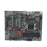 RKRLJX Placa Base de Escritorio Placa Base Apta para fit for MSI Z170A-S02 LGA 1151 DDR4 I3 I5 I7 USB2.0 USB3.0 USB3.1 64GB Placa Base de computadora