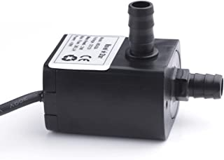 Mavel Star 12v dc Submersible Mini Water Pump PC CPU Water Cooling Pump 63 GPH