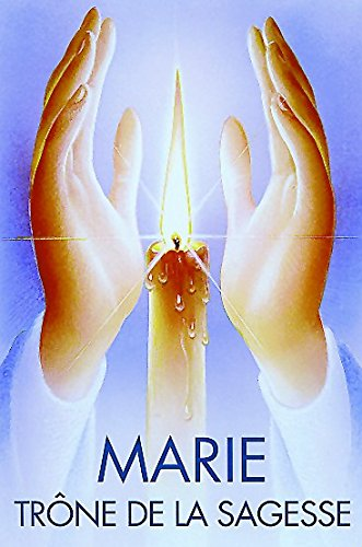 MARIE TRONE DE LA SAGESSE