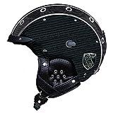 Casco Skihelm SP-3 Limited Edition - Serie (Skibrille, inkl. Hardcase) (Carbon schwarz-Glanz, M...