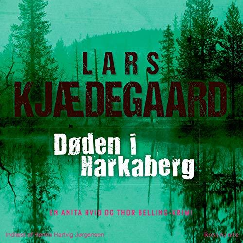Døden i Harkaberg cover art