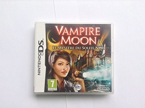 Vampire Moon: Mystery of Hidden Sun / Game by City Interactive