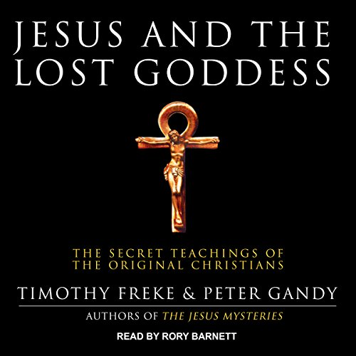 Jesus and the Lost Goddess cover art