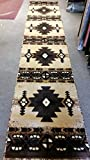 Southwest Native American Long Runner Area Rug Berber Design #C318(32IN.x15ft.6in.) by Persian Weavers