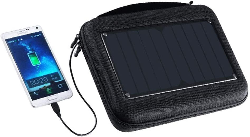 New Import products world's highest quality popular LSNLNN Bags Waterproof Solar Sports Bag 5W Camera Storage