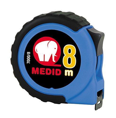 Medid Flexometro 8m MD70008 Cinta metrica de 8 Metros