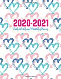 2020-2021 Daily Weekly and Monthly Planner: Nifty Two Year Jan 1, 2020 - Dec 31, 2021 Calendar Organizer and Appointment Schedule Agenda Journal for ... - 24 Months Planner - Creative AG 0024