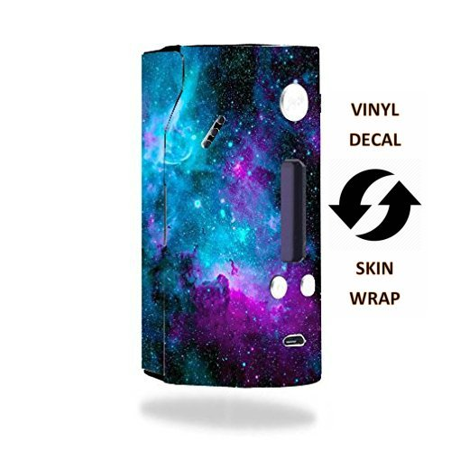 Vinyl DECAL STICKER Skin Wrap for Wismec Reuleaux RX200 Vape E-Cig Mod Box /