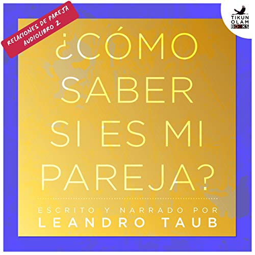 ¿Cómo saber si es mi pareja? [How Do You Know If You Are My Partner?] audiobook cover art