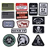"""Butie Morale Patches (14-Pack) 