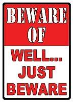 ブリキのサインはよく金属サインに注意してください