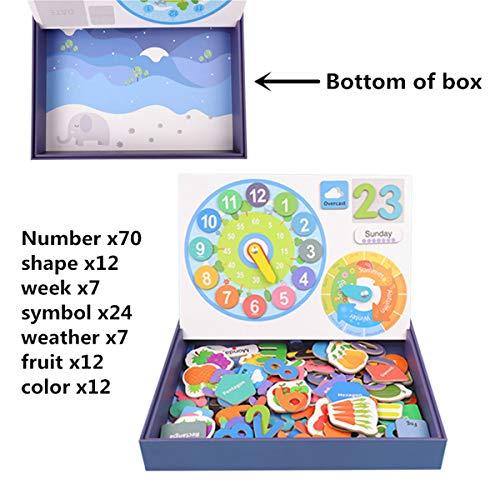 luosh Foam Alphabet, Magnetbuchstaben Großbuchstaben Foam Alphabet ABC Magnets Toy