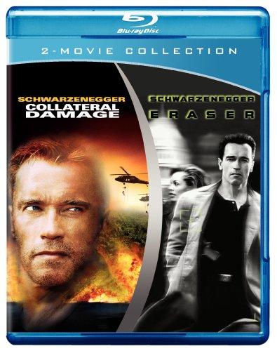 Eraser & Collateral Damage [Blu-ray]