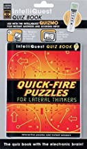Quick-Fire Puzzles for Lateral Thinkers (Intelliquest Quiz Book) by Philip Carter (2004-05-03)