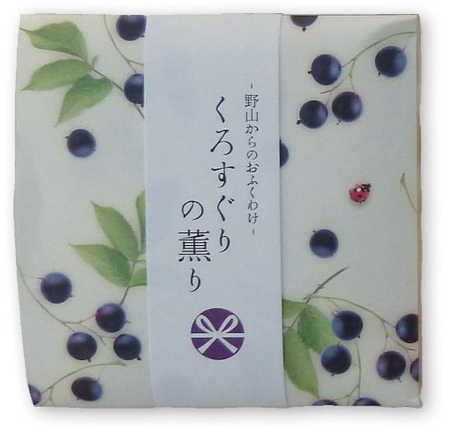 織るルーム食料品店野山からのおふくわけ くろすぐりの薫り スティック12本入