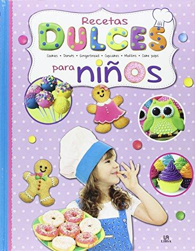 Recetas Dulces Para Niños (Taller Creativo)