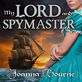 My Lord and Spymaster audiobook cover art