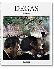Edgar Degas: 1834-1917: on the Dance Floor of Modernity (Basic Art Series 2.0)