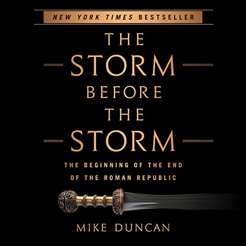 Couverture de The Storm Before the Storm