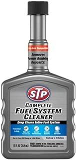 STP 18025B Complete Fuel System Cleaner-12 oz, 12. Fluid_Ounces