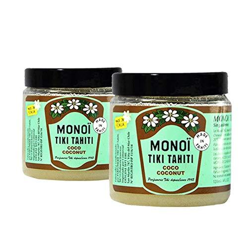 Monoï Tiki Tahiti Pack Monoi de Invierno Aroma de Coco