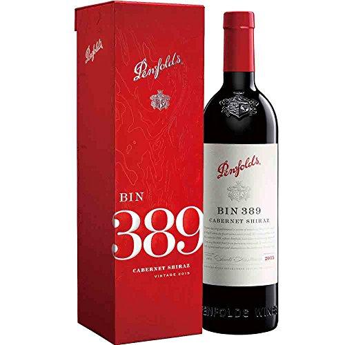 【ギフト バレンタイン ホワイトデー】【前年のグランジの醸造に使われた樽を使用した、通称ベビーグランジ】ズビン389・カベルネ・シラーズボックス入り [ 赤ワイン フルボディ オーストラリア 750ml ] [ギフトBox入り]
