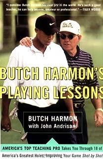 butch harmon putting