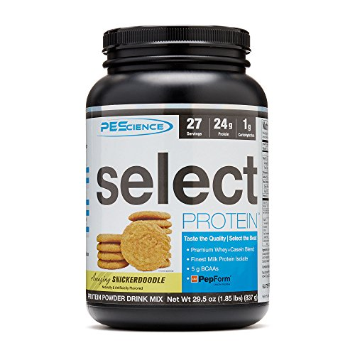 Select Protein (Snickerdoodle) 27 Servings by Select