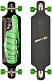 Madrid Longboard D.T.F.2 Thumbs Up Freeride - Longboard, Talla 40 Pulgadas