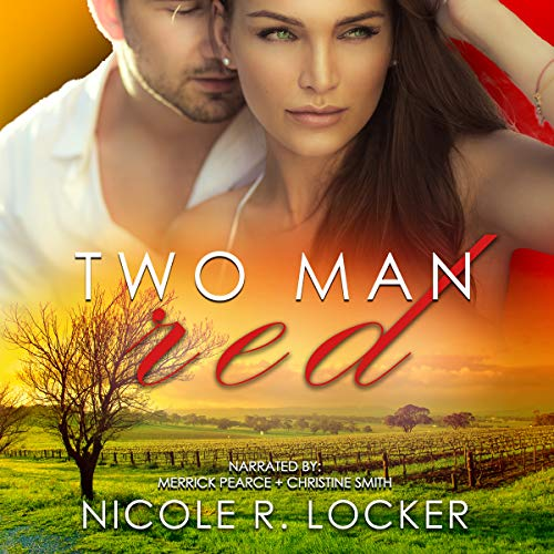 Two Man Red audiobook cover art