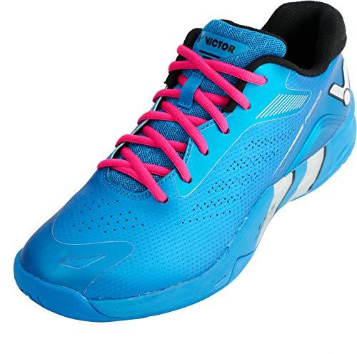 Victor P9500 F Mens Badminton/Squash Shoes (Blue)