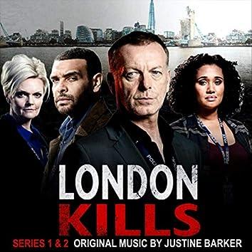 London Kills: Series 1 & 2 (Original Television Soundtrack)