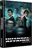 BD Infernal Affairs 1-3 Mediabook [Blu-Ray] [Import]