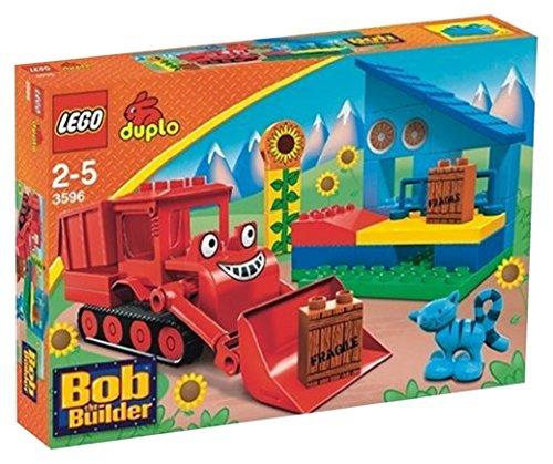 LEGO Duplo Bob der Baumeister 3596 - Buddel in der Sonnenblumenfabrik