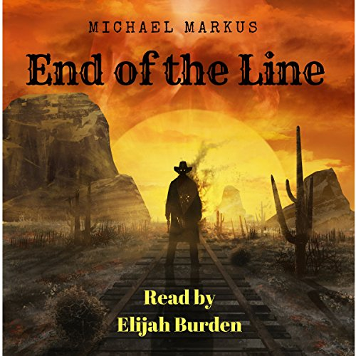 End of the Line audiobook cover art