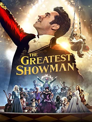 The Greatest Showman 4K UHD product image