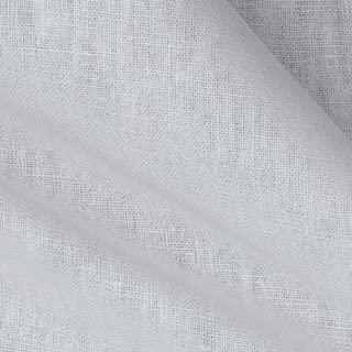 Robert Kaufman Kaufman Essex Linen Blend White Fabric By The Yard